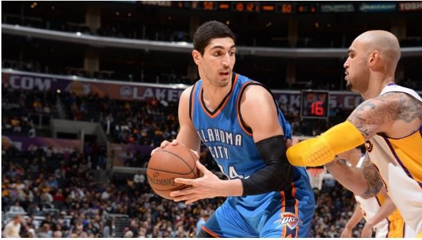 ENES KANTER Changed His Last Name To GULEN!!!
