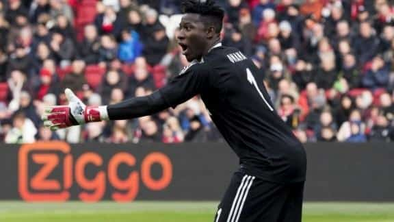 André Onana accepted in grace by interim federal coach Cameroon