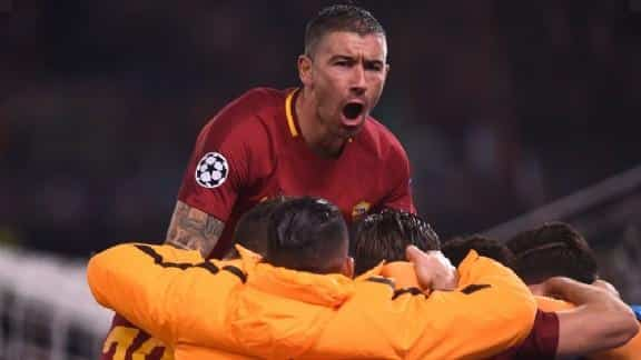 AS Roma continues to be honoured after wonderful assistance from Strootman