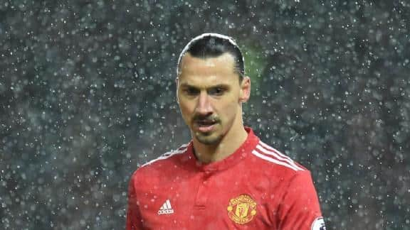 Ibrahimovic has played the last match for United and closes the game to the United States'.