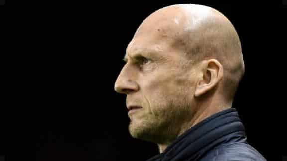 Stam got a diploma when he hyperventilated in a classroom'.