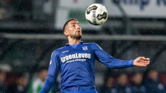SC Heerenveen cut the knots and said goodbye to three people.