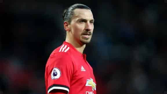 Manchester United bids farewell to Ibrahimovic immediately.