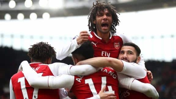 Arsenal rewards solid season on midfield with contract extension