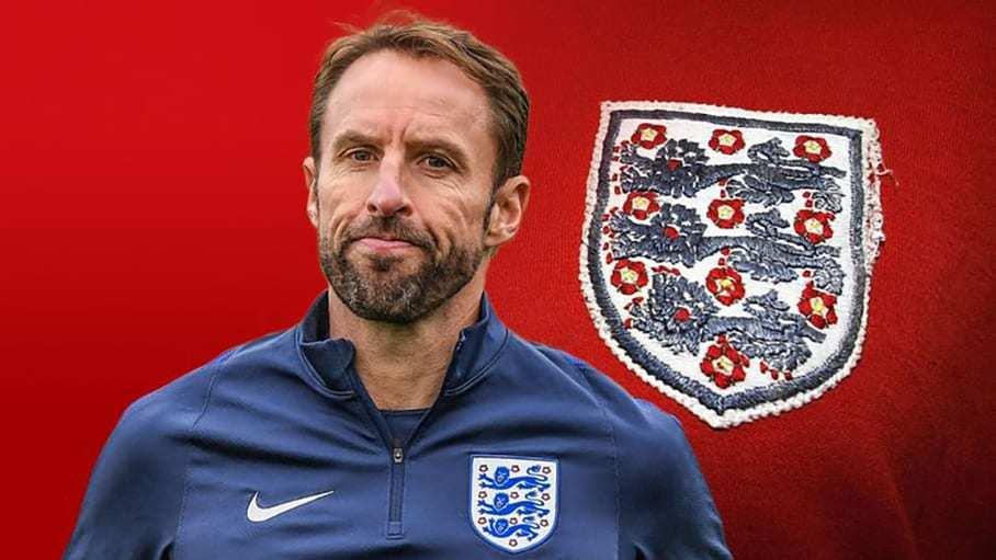 England national football squad Gareth Southgate