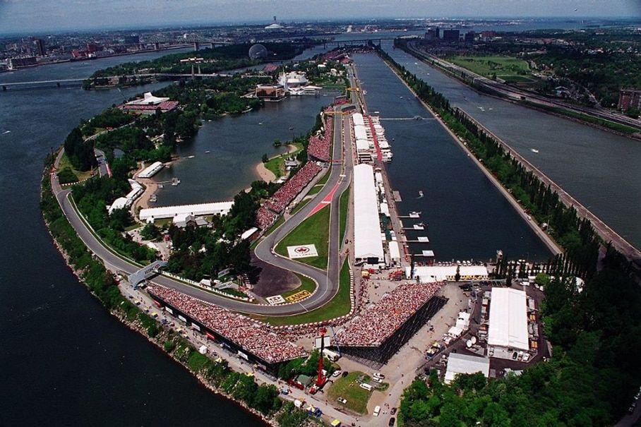 F1 Montreal Grand Prix Heineken du Canada 2018