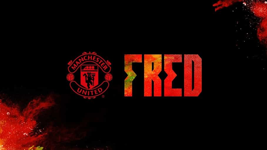 Transfer news Fred Manchester United's player