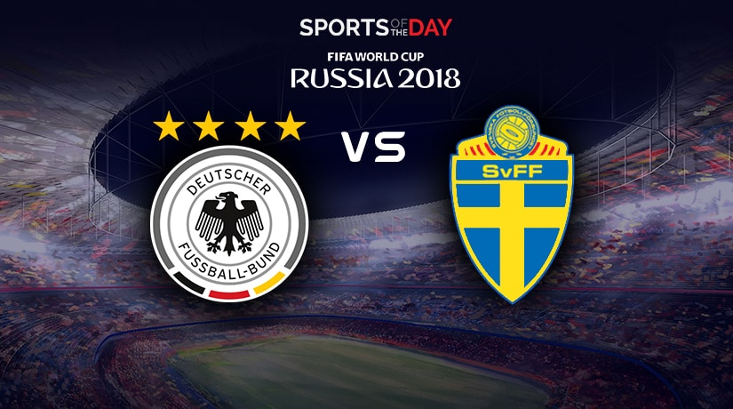 Germany Vs Sweden match preview
