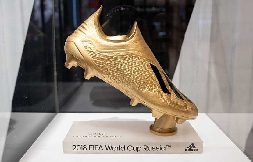 Golden Boot Fifa World Cup 2018 Russia