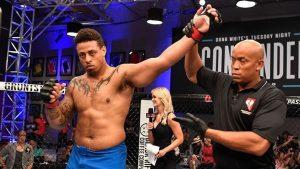 Greg Hardy MMA