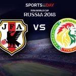 Japan Vs Senegal match preview