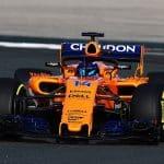 McLaren Formula 1 2018