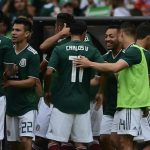 Mexican national football team for WM World Cup 2018