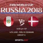 Peru vs Denmark Preview World Cup 2018 Russia