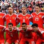 Russia World Cup Squad 2018