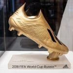 golden boot Adidas 2018 World Cup Russia