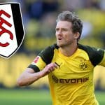 Andre Schurrle set for medical with Fulham today
