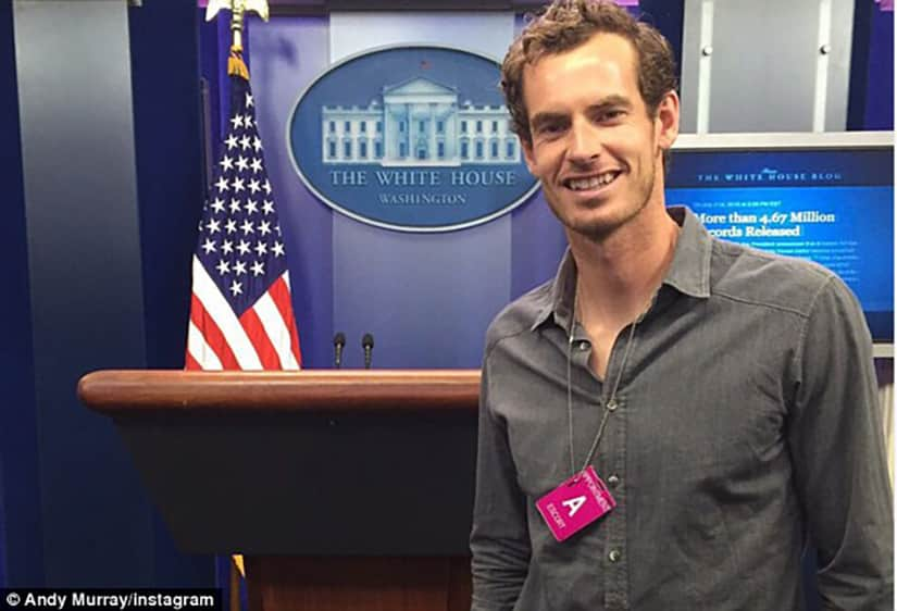 Andy Murray ATP Washington