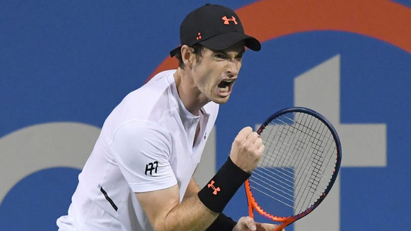 Andy Murray Tennis City Open