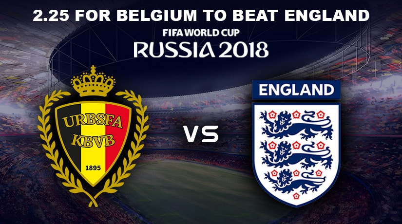 Belgium vs England World Cup 2018 game for third place