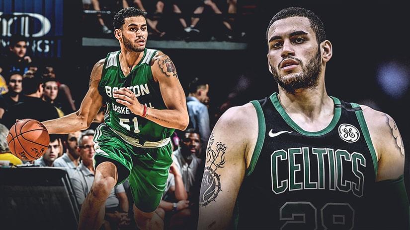 Celtics news Abdel Nader waived by Boston