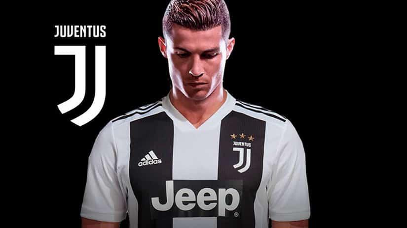 Cristiano Ronaldo Juventus player