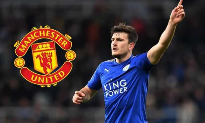 Harry Maguire to Manchester United