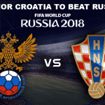 Russia vs Croatia quarterfinal match world cup 2018