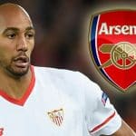 Steven NZonzi on his way to Arsenal