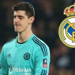 Thibaut Courtois to Real Madrid