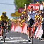 Tour de France Stage-nine was problematic for several riders