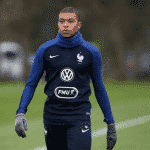 mbappe is ready for the France vs Belgium World Cup semi final game even tho he wasn't training