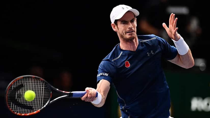 Andy Murray Cincinnati Masters
