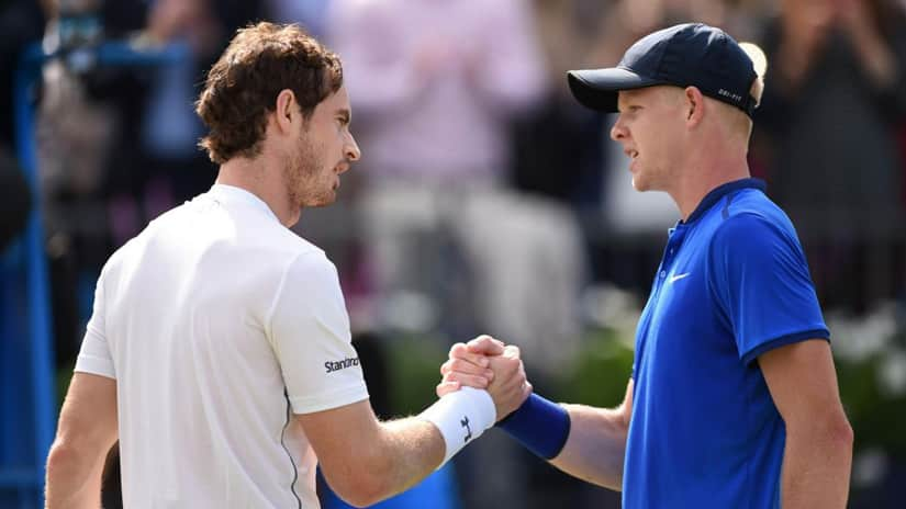 Andy Murray vs Kyle Edmund City Open betting odds