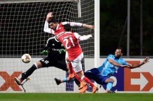Braga vs Zorya Luhansk UEFA Europa League qualification