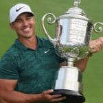 Brooks Koepka Golf PGA Championship Winner 2018