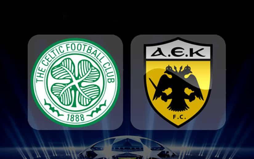 Celtic vs AEK Athens Champions League Qualification 2018-19