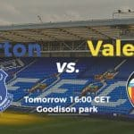 Everton vs Valencia