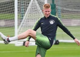 Kevin De Bruyne knee injury 3 months out