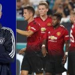Manchester-United and Jose Mourinho