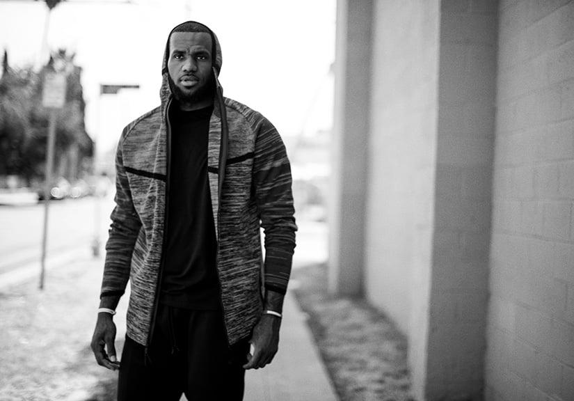 Nike tech knit LeBron James