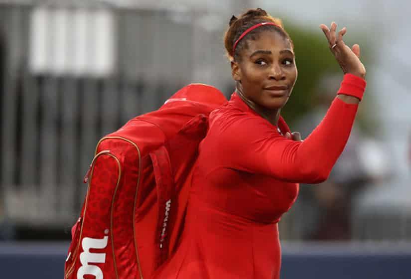 Serena Williams worst career loss