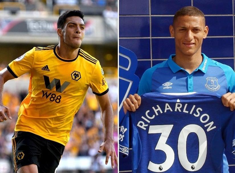 Wolves vs Everton Premier league