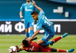 Zenit Saint Petersburg vs DInamo Minsk