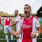 ajax amsterdam vs dynamo kiev champions league qualifier