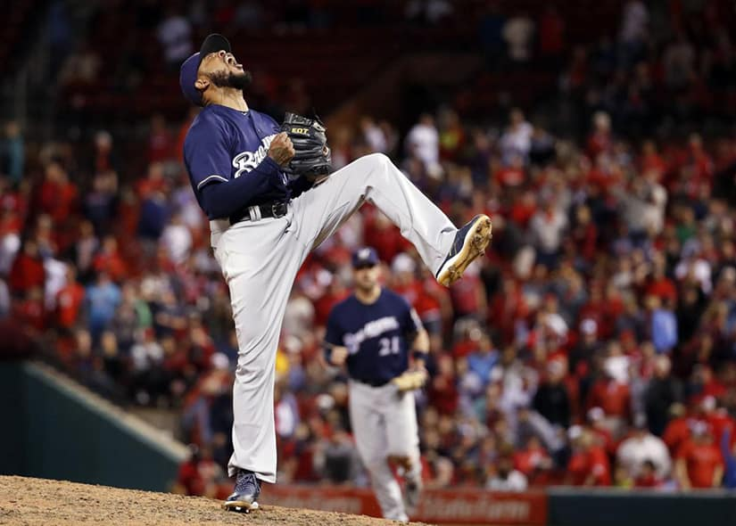 Brewers Make Playoffs for First Time Since 2011
