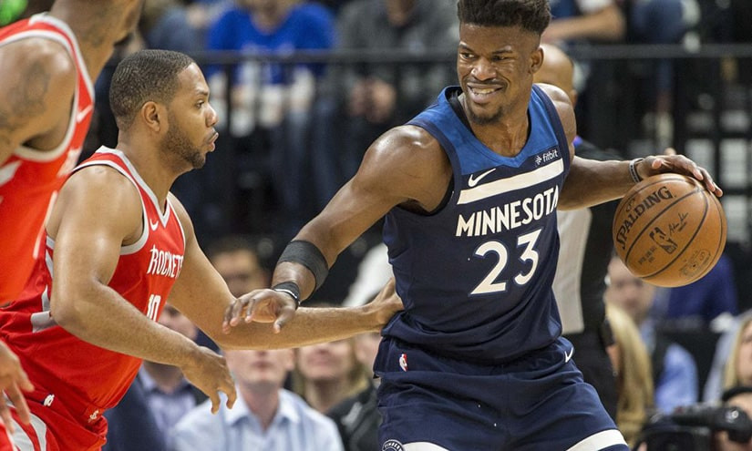 Hot pursuit for Jimmy Butler Can Houston Rockets afford him