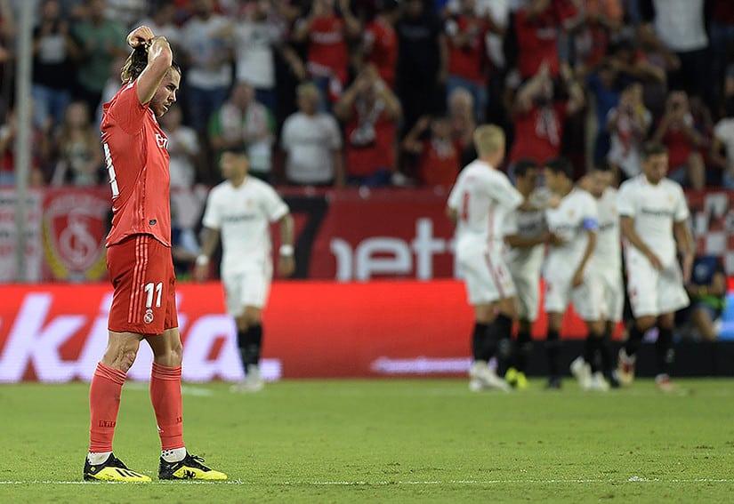 Madrid lost