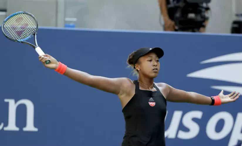 Naomi Osaka US Open Semifinalist