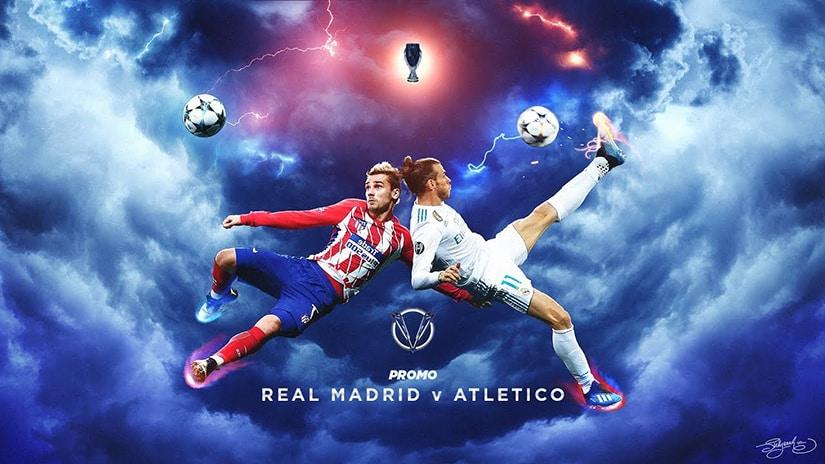 real madrid vs atletico madrid 2018 uefa super cup